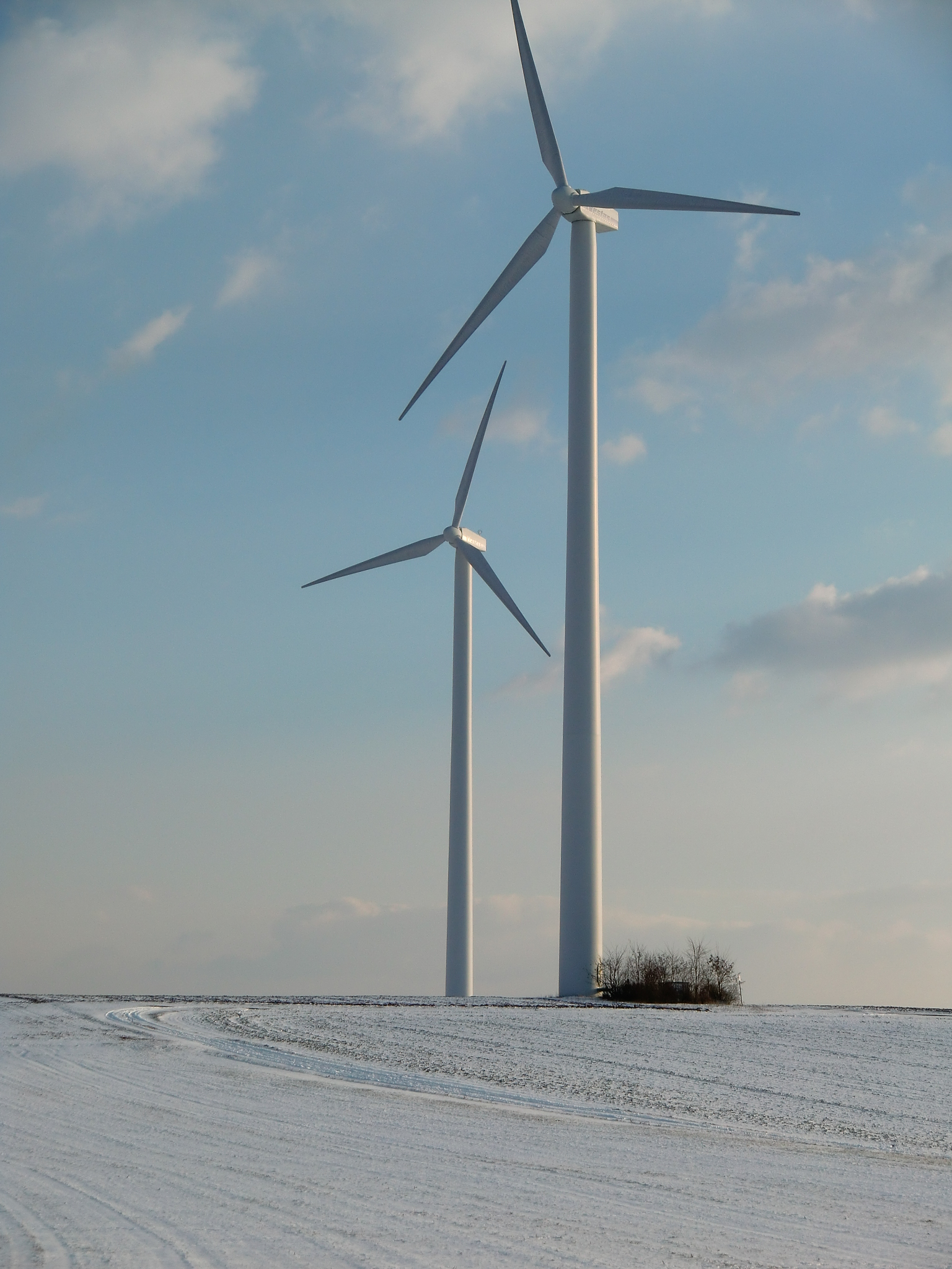 Windpark Höhefeld